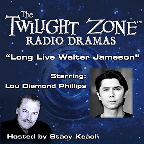 Long Live Walter Jameson audiobook cover art