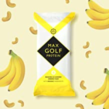 Max Golf Protein – The Banana Bar 12 Pack Estimated Price : £ 24,00
