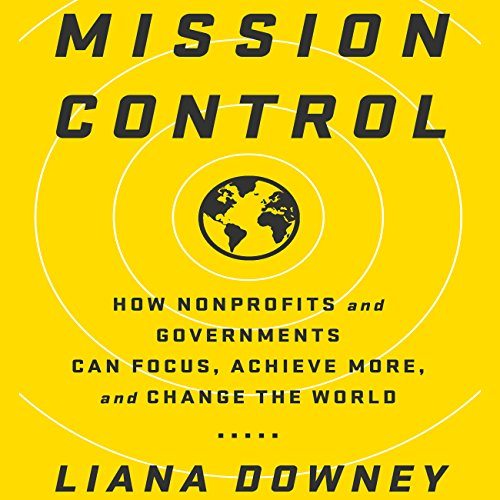 Mission Control audiobook cover art