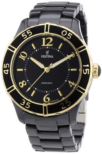 Festina F16633/2 - Reloj analógico de Cuarzo para Mujer con