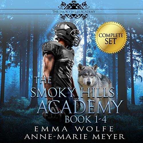 The Smoky Hills Academy cover art