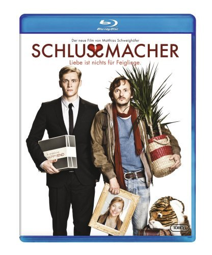 The Break Up Man (2013) ( Schlussmacher ) (Blu-Ray)