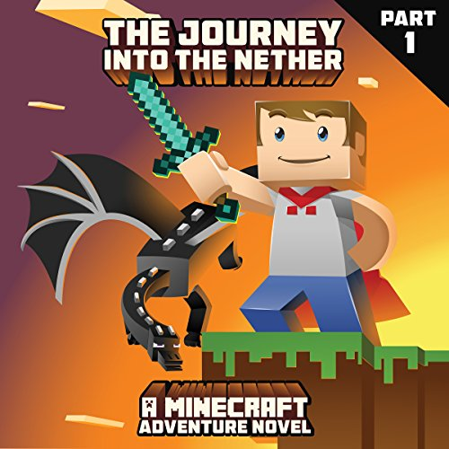 The Journey into the Nether audiobook cover art