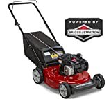 Murray 21' Gas Push Lawn Mower with Side Discharge, Mulching, Rear Bag...