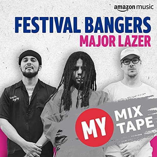 Curated by Major Lazer