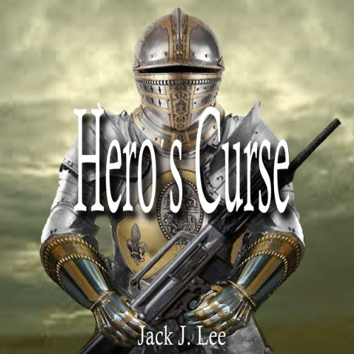 Hero's Curse audiobook cover art