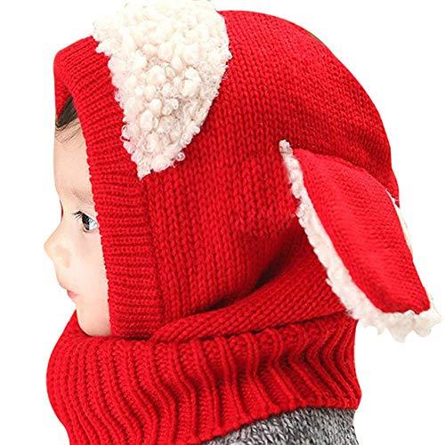 HAOSHA 22 soorten kinderen winterhoeden meisjes jongens jongens haken warm hoed sjaal pak baby hoed