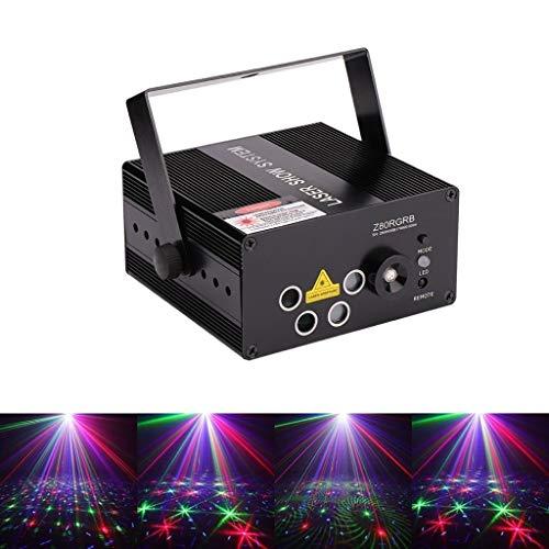 Luces del partido del disco de sonido activado Iluminación ...