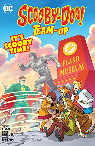 Scooby-Doo Team-Up: It\'s Scooby Time!  (Scooby-Doo Team-Up (2013-)) (English Edition)