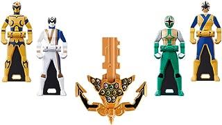 Power Ranger Gokaiger Ranger Key Set 05