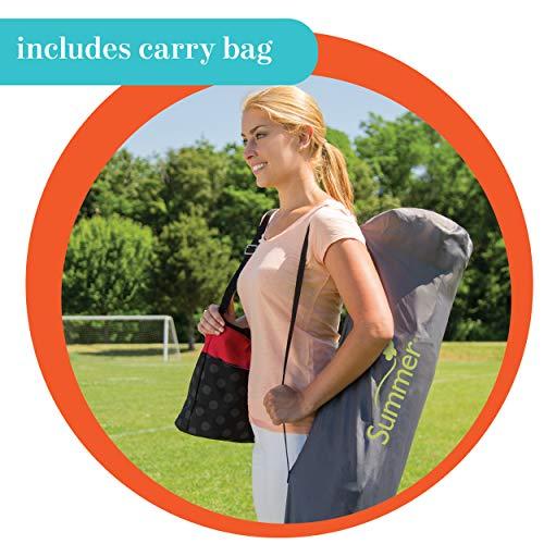 Summer Infant Pop N' Play Portable Playard with Travel Storage Bag
