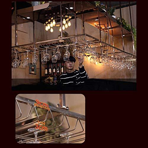 Botellero Estante para Vino Soporte de Almacenamiento Estante de Vida Estante para Vino Restauraurt Estante para Vino, Estante Decorativo para Vino, Estantes para Vino Armario para Vino de Acero Inox