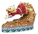 Disney Traditions 4046055 Scrooge McDuck Figurine Schatz