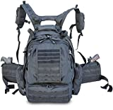 Explorer Tactical Backpack Hunting Heavy Duty Gear Outdoor Police Security Every