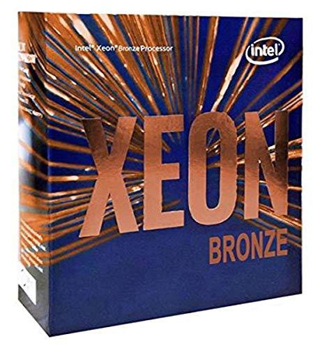 Intel 3104 Xeon Prozessor, Boxed Bronze