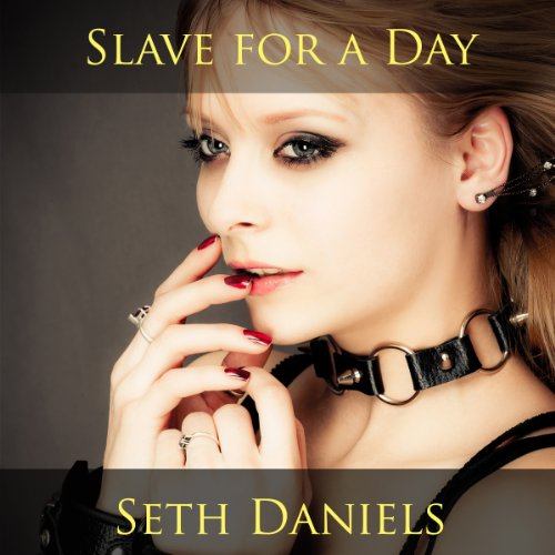 Slave for a Day audiobook cover art