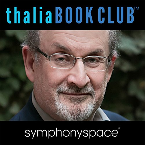 Thalia Book Club: Salman Rushdie Two Years and Twenty-Eight Nights audiobook cover art