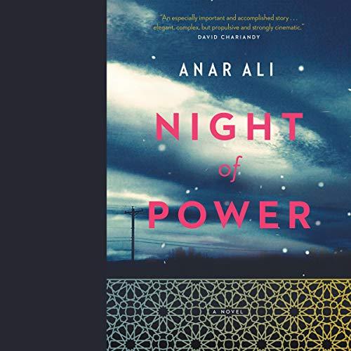 Night of Power audiobook cover art