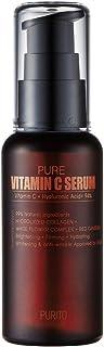 PURITO Pure Vitamin C Serum for face 60ml/ 2 fl.oz, Facial Serum with Hyaluronic Acid, Anti Aging Anti Wrinkle Facial Seru...