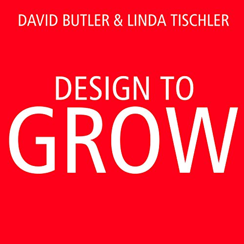 Design to Grow audiobook cover art