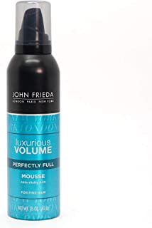 John Frieda Collection Luxurious Volume Perfectly Full Mousse 7.50 oz (Pack of 3)