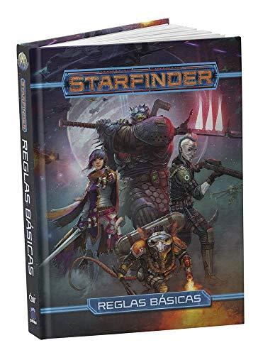 Devir Iberia 227345 Starfinder Reglas Basicas, Multicolor