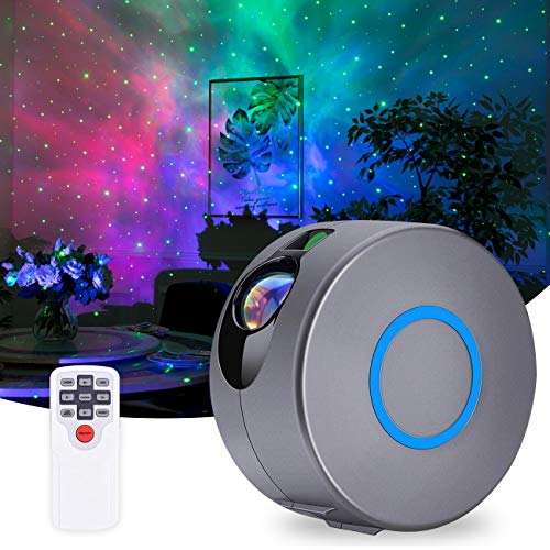 Star Projector, Galaxy Projector with LED Nebula...
