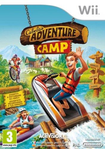 Cabela's adventure camp [import italien]