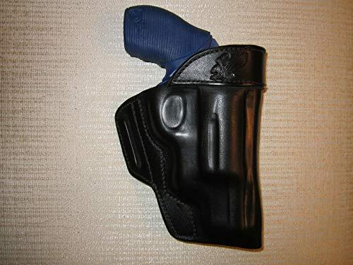 BRAIDS HOLSTERS FITS Taurus 4510 Poly Public Defender, Formed Leather,owb, Belt Holster