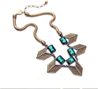 Unisex HALSKETTE Cannabis Marihuana Weed// Kette Chain Necklace 54cm Silber