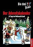 Die drei ??? Kids - Der Adventskalender: 24 Tage im Weihnachtsland