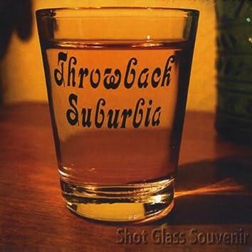 Shot Glass Souvenir