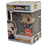 Funko Pop! Television #652 Parks & Recreation Ron Swanson Cornrows (2018 Summer Convention Exclusive)
