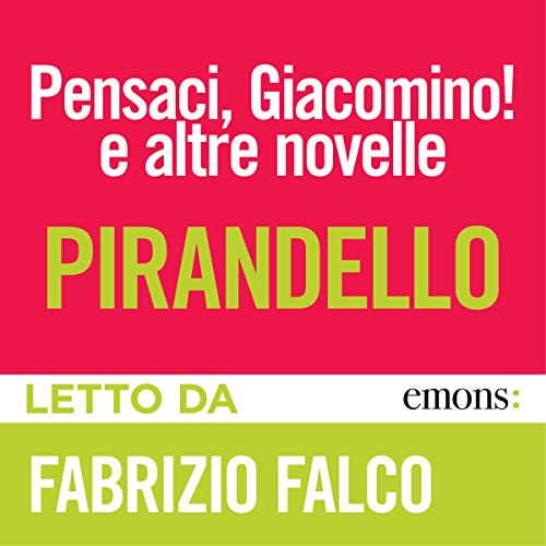 Pensaci, Giacomino! audiobook cover art