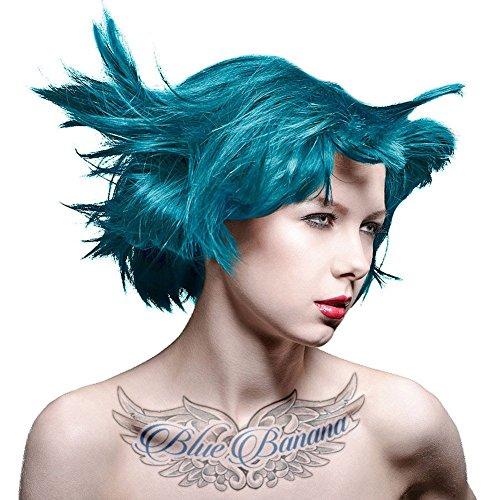 MANIC PANIC Cream Formula Semi-Permanent Hair Color - Atomic Turquoise by Manic Panic