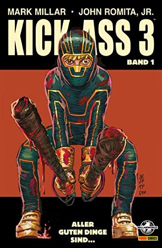 Kick-Ass 3, Band 1 (German Edition)