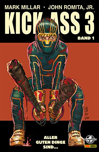 Kick-Ass 3, Band 1 (German Edition)