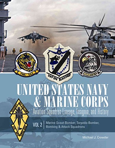 [(United States Navy and Marine Corps Aviation Squadron Lineage, Insignia, and History: Volume II)] [By (author) Michael J. Crowder] published on (August, 2015)