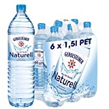 Gerolsteiner ist nicht umsonst Deutschlands beliebtestes Mineralwasser: Die einzigartige Geologie des Quellgebietes in der Vulkaneifel macht es zu einem Wasser von außergewöhnlicher Qualität Das natürliche Wasser stammt aus einer besonders sanften Qu...