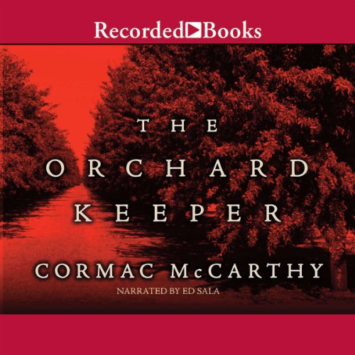 The Orchard Keeper audiobook cover art