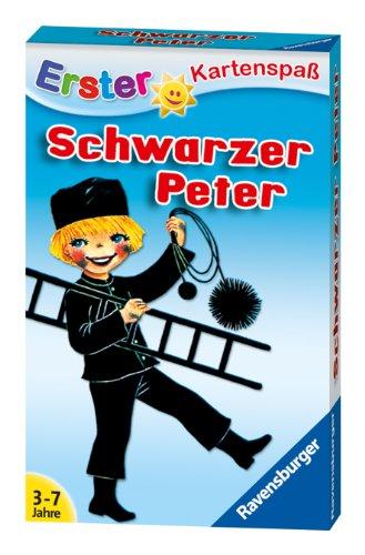 Ravensburger Kinderkartenspiele 20431 - Schwarzer Peter - Kaminkehrer