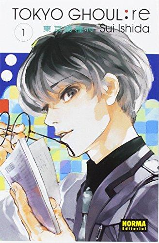 TOKYO GHOUL:re 01