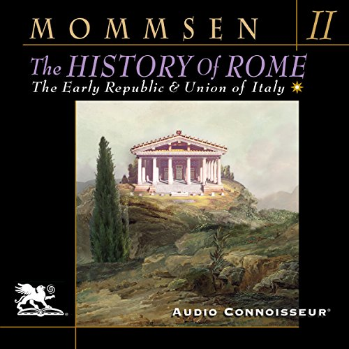 The History of Rome, Book 2 cover art