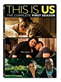 This Is Us: The Complete One Season 1 (DVD 2017 5-disc Box Set )