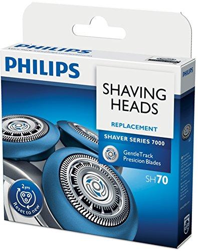 Philips GentlePrecision Scherköpfe für Shaver Series 7000 (SH70/50)