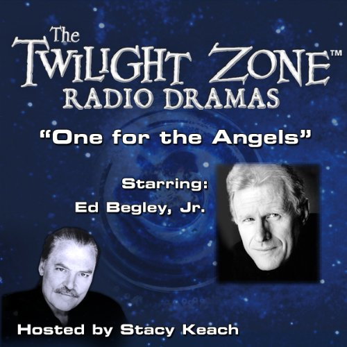 One for the Angels audiobook cover art
