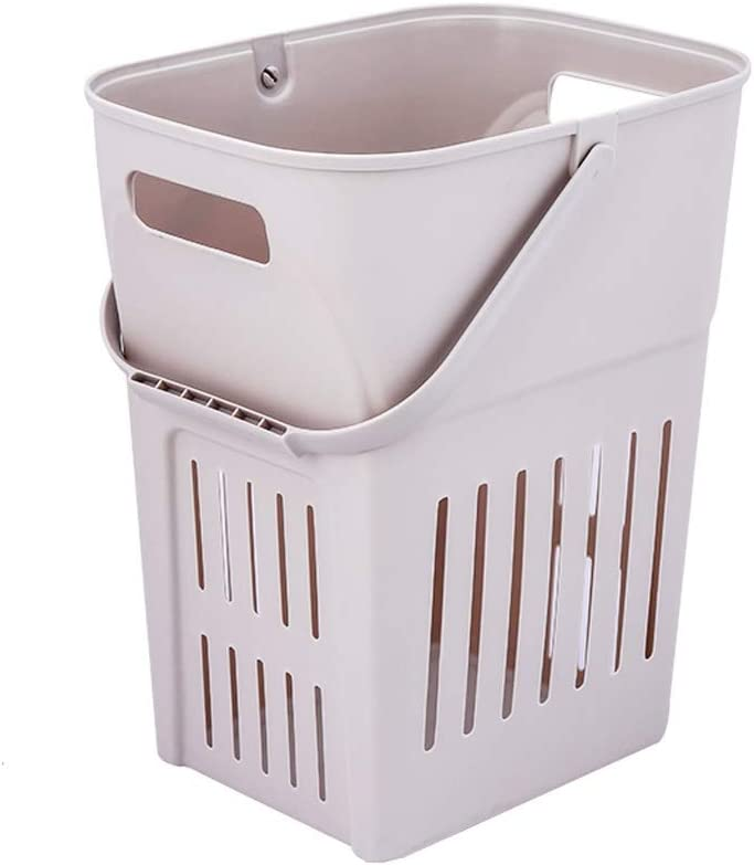 Zyj Excellent stores Nordic Household Laundry Dirty Storage Basket Clothes excellence