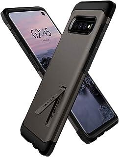 Spigen Tough Armor Designed for Samsung Galaxy S10 Case (2019) - Gunmetal