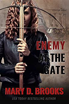 [Mary D. Brooks]のEnemy At The Gate (Prequels Intertwined Souls Series Book 1) (English Edition)