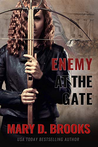 Enemy At The Gate by Mary D. Brooks ebook deal
